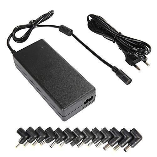 KOIJWWF 120W 18.5V 19V 19.5V 20V Laptop Multi Voltage AC Power Supply Adapter Charger (13 Connectors)