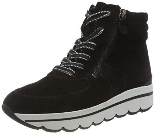 Gabor Shoes Damen 33.700.01 Stiefelette, schwarz, 40 EU
