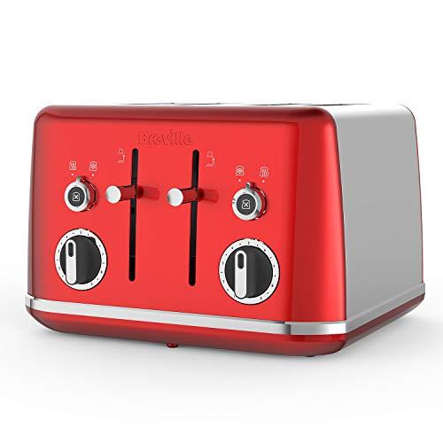 Breville Lustra 4-Slice Toaster