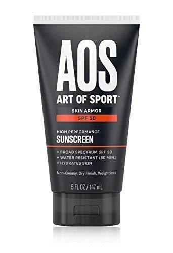 Art of Sport Skin ArmorSPF 50 SunscreenLotion