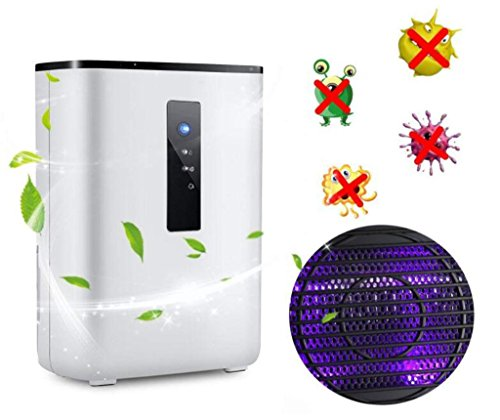 Amazing Deal LJQ 2.5L Home Office Electric Air Dehumidifier Semiconductor Desiccant Moisture Absorbi...