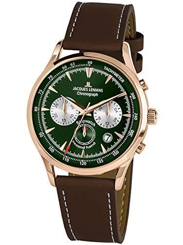 Jacques Lemans Reloj para Hombre 1-2068H