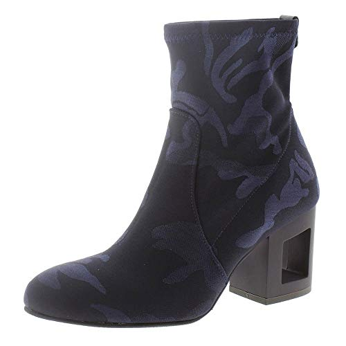 Zapatos Mujer Botas Botines Pedro Miralles 24475 Azul 36