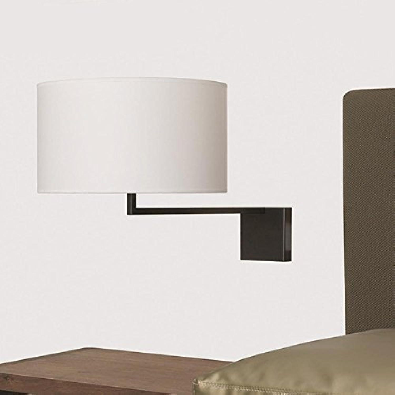 H&M Wandlampe Einfache amerikanische kreative Wohnzimmer Wandleuchte, Weiß (Without Light Source)