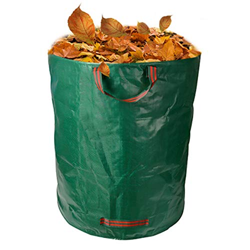 Why Should You Buy Garden Waste Bag, Heavy Duty Compost Bags with Handles, Durable Portable Storage ...