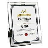 UMI. Essentials Cornice A4 Portafoto in Vetro 21x29.7 cm