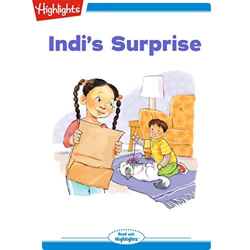 Indi's Surprise copertina