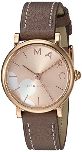 Marc Jacobs MJ1621 Marc Jacobs - Reloj analógico de cuarzo para mujer, color gris