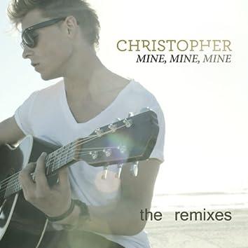 Mine, Mine, Mine [The Remixes]