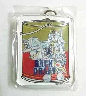 My Hero Academia Acrylic Keychain Backdraft UA Bunbougu Cafe Limited Anime F/S