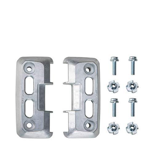 L-Boxx Bosch Sortimo Halter | 2x Verzurrschiene für L-Boxx | Sortimo ProSafe VPE2 L Boxx | Ideale Sortimo Lboxx Halter und Ladeflächen Befestigung