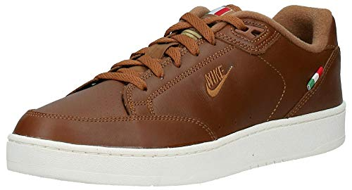 Nike Herren Grandstand Ii Pinnacle Fitnessschuhe, Mehrfarbig (Lt British Tan/Lt British Tan/Sail/White 200), 45 EU
