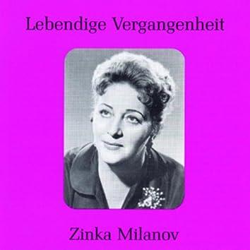 Lebendige Vergangenheit - Zinka Milanov