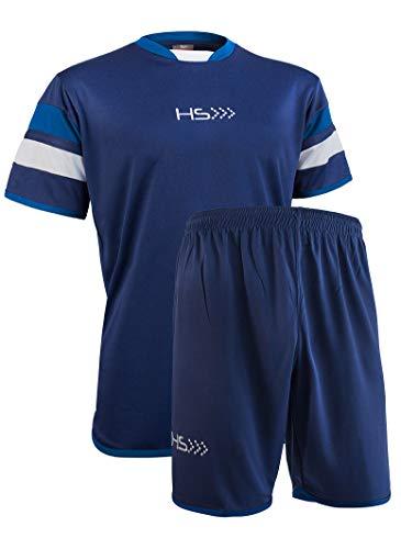 HS - Completo Sportivo Energy, Maglia Manica Corta e Pantaloncino, per Uomo e Donna