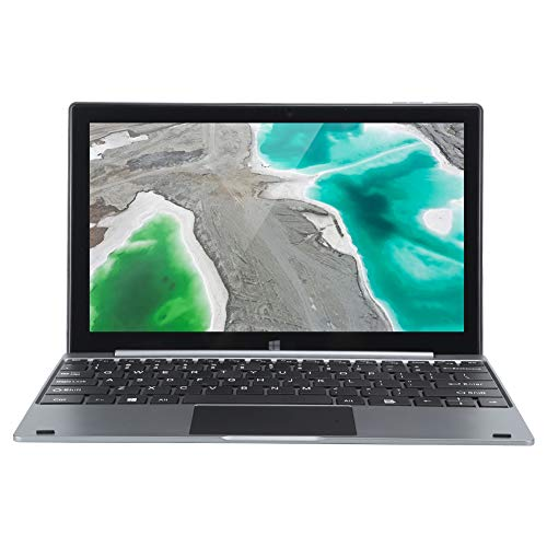 EZpad Pro 8 Tablet PC de 11,6 Pulgadas con Teclado, 11,6 Pulgadas IPS 1920x1080 FHD 2-en-1 Laptop RAM 8GB ROM 128GB 178 ° Amplio ángulo de visión Cámara Frontal de 2.0MP con Micro HDMI, Tipo-C(EU)