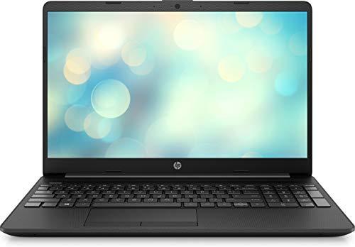 HP 15-dw3254ng / 15-dw3270ng (15,6 Zoll / FHD) Laptop (Intel Core i5-1135G7, 8GB DDR4 RAM, 512GB SSD, Intel Iris Xe Grafik, Windows 10) schwarz