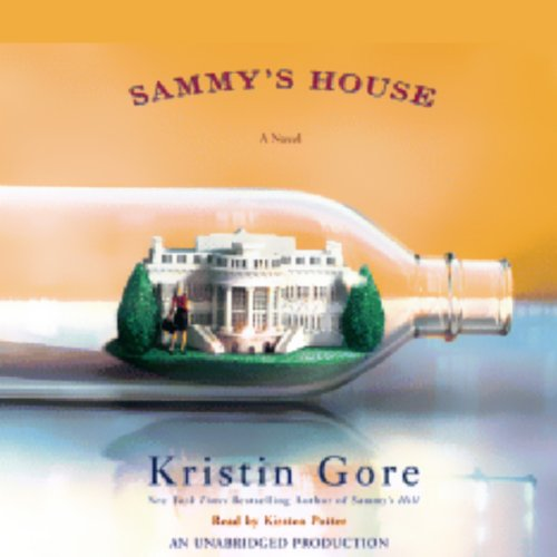 Sammy's House audiobook cover art