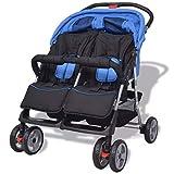 Twin Zwillings-Buggy für Babys und Kleinkinder