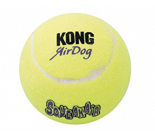 Hunde Tennisbälle Zahnschonend -Spielzeug Ball - günstiges 12er Set - 6 cm Durchmesser