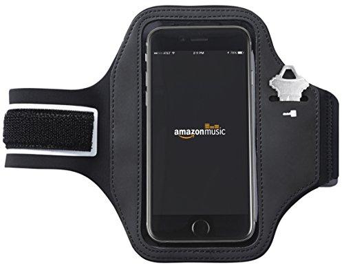 AmazonBasics - Fascia da braccio per iPhone 6 e Samsung Galaxy S6