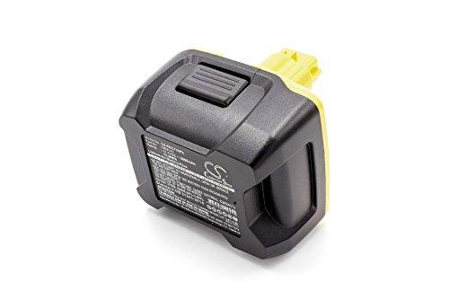 vhbw Li-Ion batería 5000mAh (14.4V) para herramienta eléctrica powertools tools Würth BS...