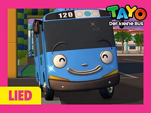 Tayo Lied für Kinder 1 - So frisch und So Sauber
