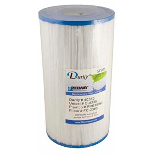 Filtre filtre darlly ® sC705 filtre à lamelles pour différents fabricants