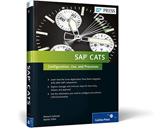 SAP CATS: Configuration, Use, and Processes (SAP PRESS: englisch)