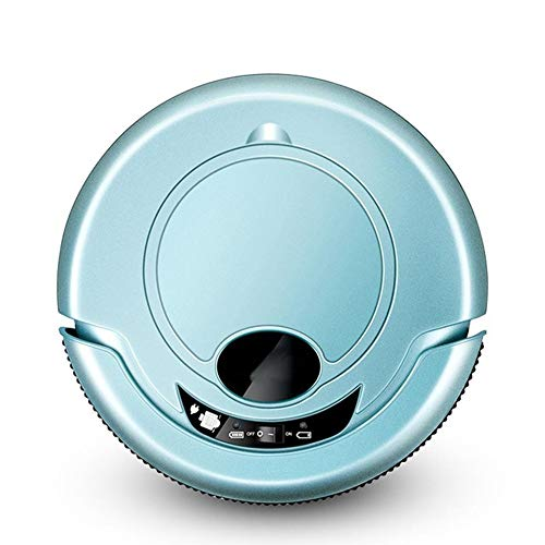 Best Price MMFFYZ Vacuum Cleaner Robot, Pro Vacuum Cleaner with Wipe Function, Wet Wipe Or Vacuum Cl...