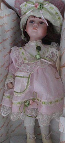 Show Stoppers Young Ladies Porcelain Doll Dana