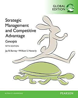 MyManagementLab - Standalone Access Card for Barney: Strategic Management and Competitive Advantage: Concept and Cases, Gl...