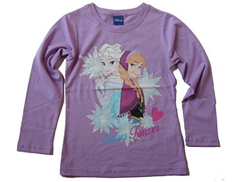 Frozen Langarmshirt Sisters Forever (110, lila)