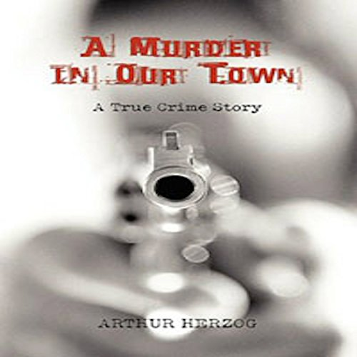 A Murder in Our Town cover art