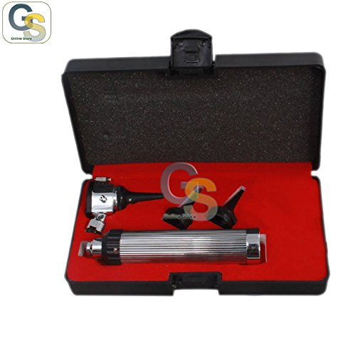 G.S ENT OTOSCOPE DIAGNOSTIC SET WITH GIFT BOX BEST QUALITY
