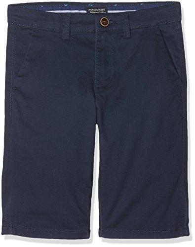 Mayoral 242 Pantalones Cortos de Uniforme, Azul (Marino), 16 años (Tamaño del Fabricante:16) para Niños
