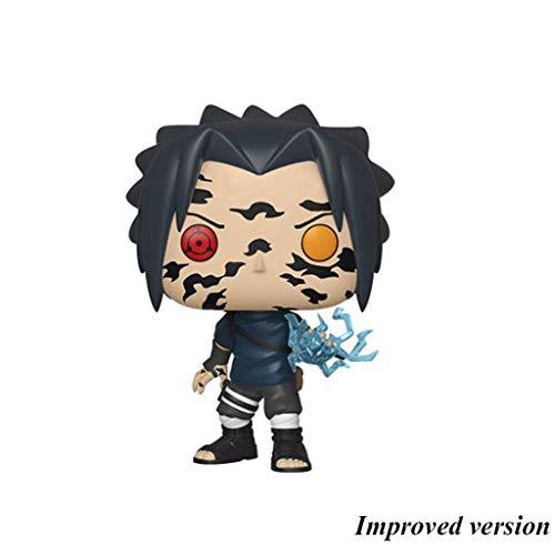 Jiaming Animación: Naruto Shippuden - Sasuke maldición Marcos Figura Coleccionable, Multicolor