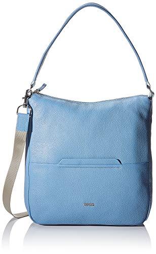 BREE Nola 12 Shopper, Schultertasche, Blau