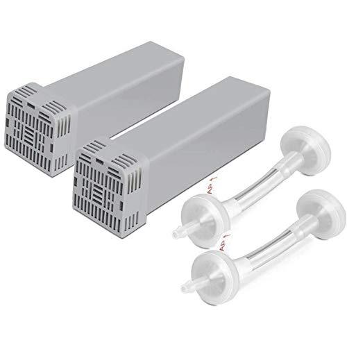 Casinlog CPAP Kartusche Kohlefilter Ersatz-Kit für SoClean 2 Filter, Rückschlagventil