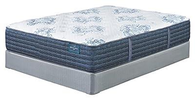 Ashley Furniture Signature Design - Sierra Sleep - Mt. Dana Firm Twin Mattress - White