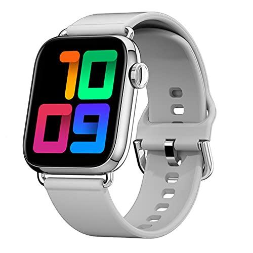 ZGNB Reloj Inteligente QY03, Reloj para Hombres, 1.7 Pulgadas, Control De La Cámara, Ejercicio De Ritmo Cardíaco, Reloj para Mujer para Android iOS,D