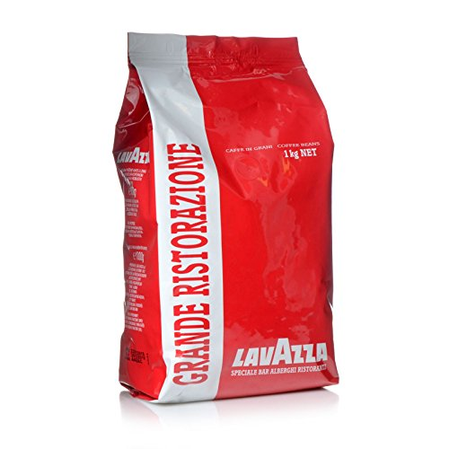 Lavazza Grande Ristorazione Espresso 6 x 1Kg Kaffee ganze Bohne