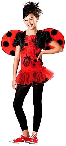 Teen OFFicial site Girls Ladybug Selling rankings Costume