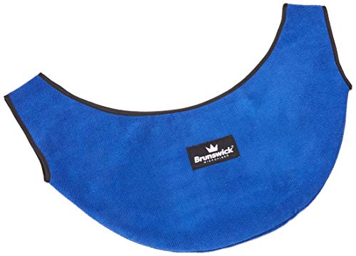 Brunswick Bowling Ball Polierbeutel Microfiber See-Saw