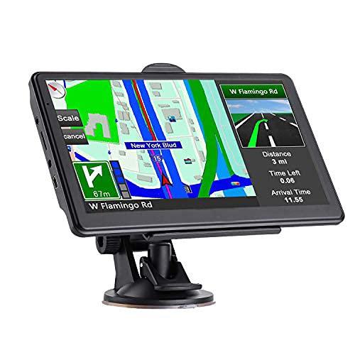 GPS Navigation for Car, 2021 Maps w…