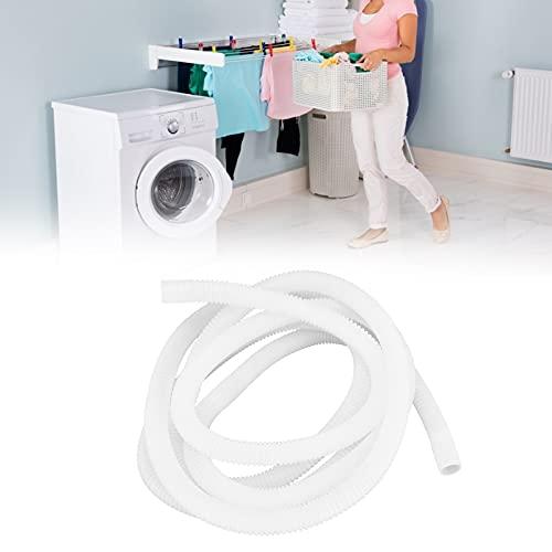 01 Manguera de Entrada de Lavadora, Manguera de plástico Tubo de Entrada de Lavadora Duradero para acondicionadores de Aire para lavabos de Cocina