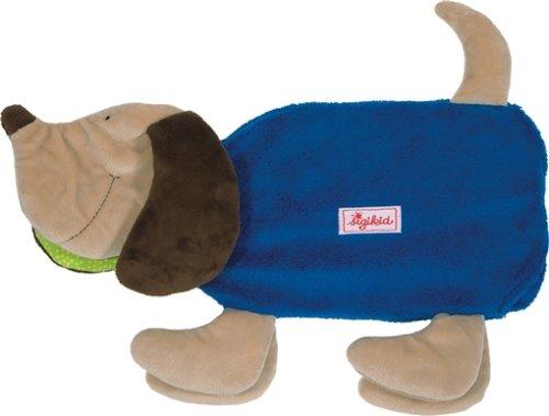sigikid 37655 - Baby.basics, Wärmekissen Hund