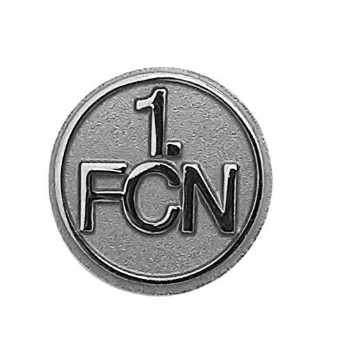 Pin 1. FCN Plateado.