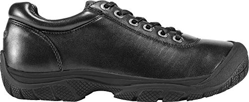 KEEN Utility Men's PTC Dress Oxford Low Non Slip Kitchen Work Shoe