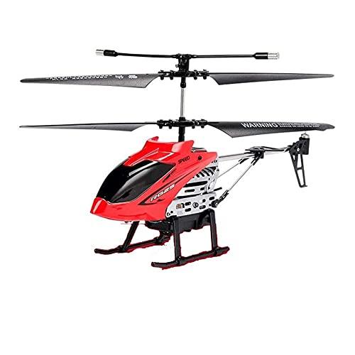 3.5 A través de pequeños helicópteros, modelos de aviones de aviación, vehículos aéreos no tripulados de aleación, elevación con un solo botón, ajuste de altura inteligente, Si (juguetes inteligentes)