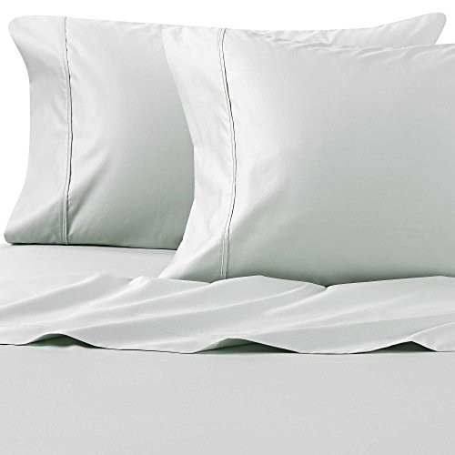 Wamsutta Dream Zone 500-Thread-Count PimaCott King Sheet Set in Mint Green